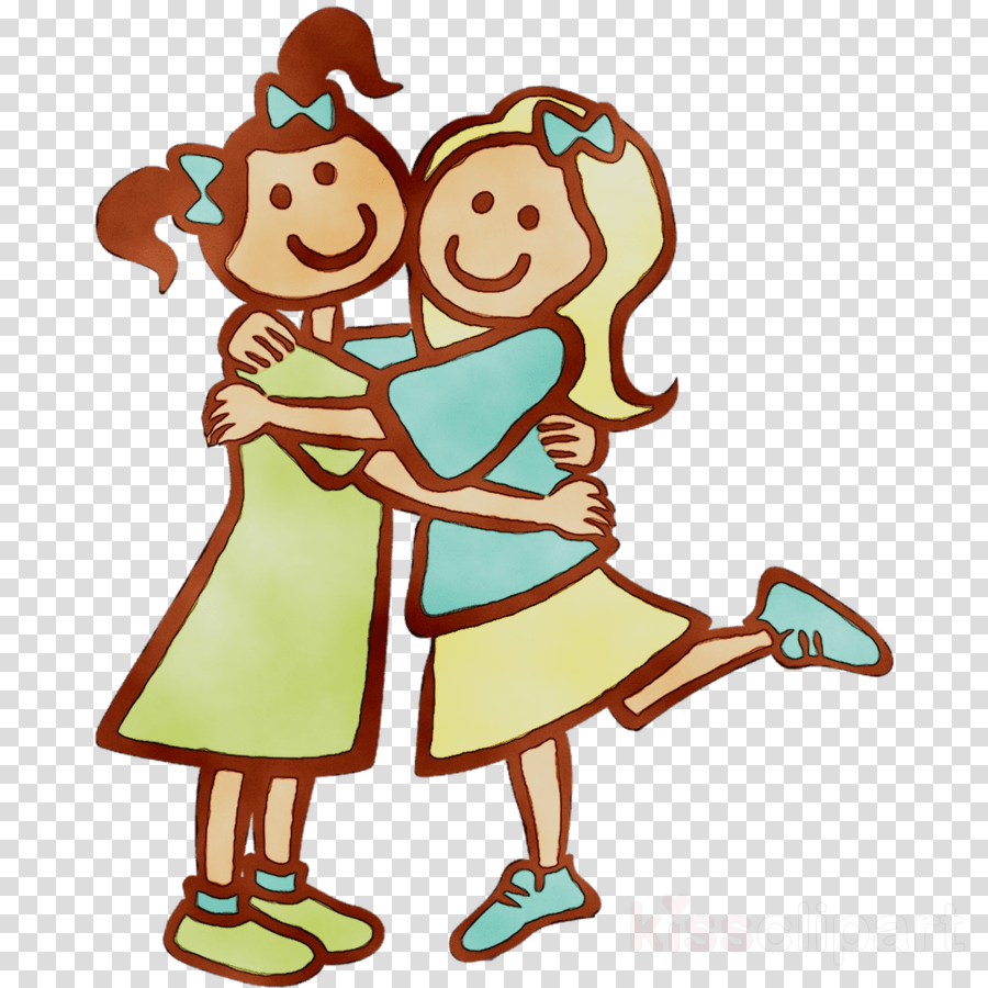 hight resolution of friend transparent clipart friendship clip art