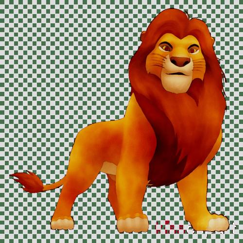small resolution of detroit lions mufasa simba scar tiger stadium