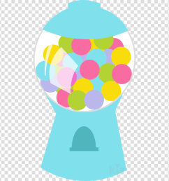 candy clip art gumball machine chewing gum portable network graphics [ 900 x 900 Pixel ]