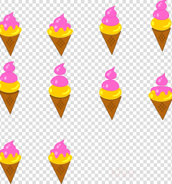 ice cream cones clip art snow cone food [ 900 x 900 Pixel ]