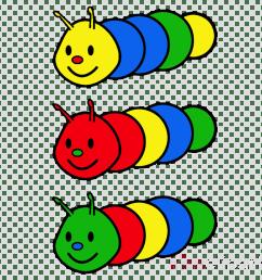 the very hungry caterpillar insect lepidoptera caterpillar inc  [ 900 x 900 Pixel ]