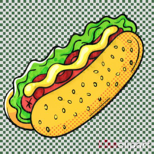 small resolution of hot dog clip art hamburger portable network graphics junk food