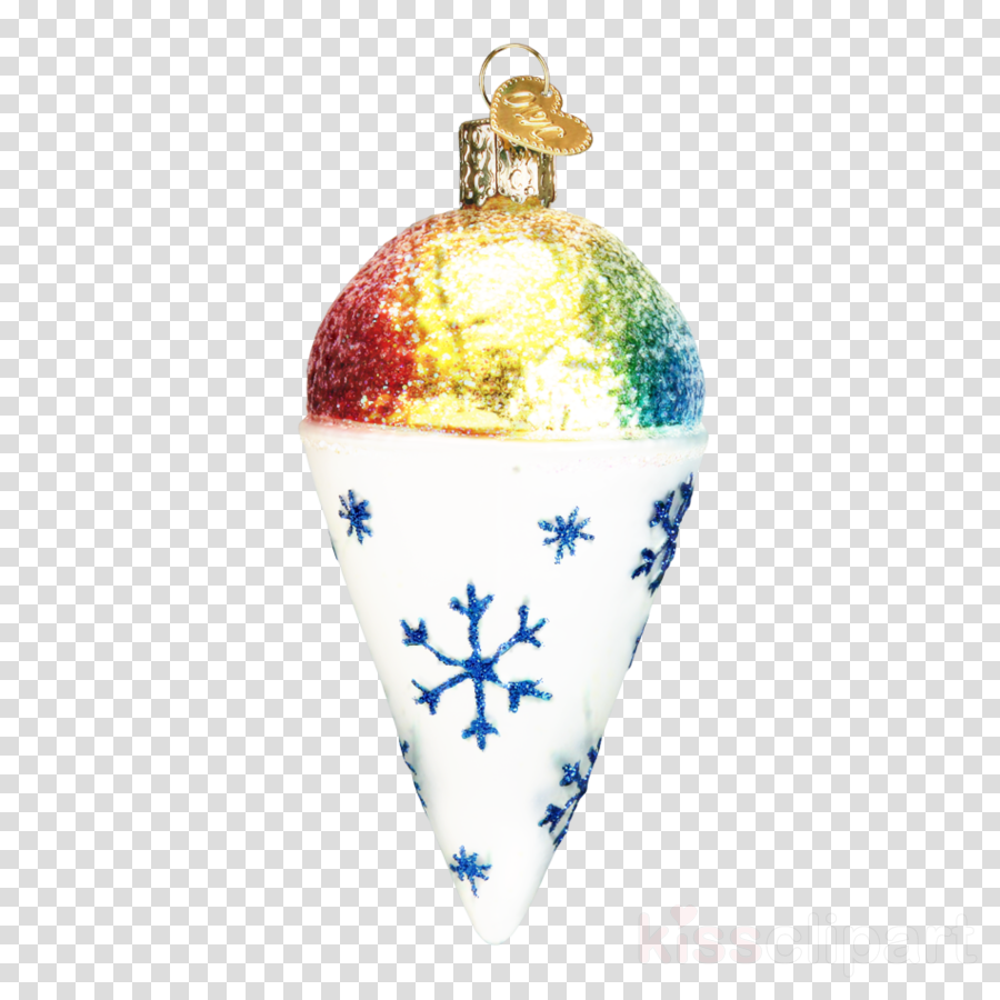 medium resolution of christmas ornament santa claus snow cone old world christmas christmas day