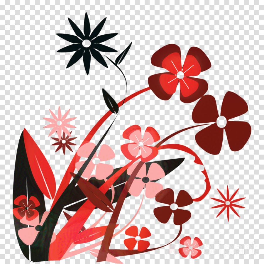 medium resolution of vector graphics clip art flower floral design portable network graphics free download