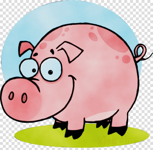 small resolution of clip art piggy bank royalty free vector graphics