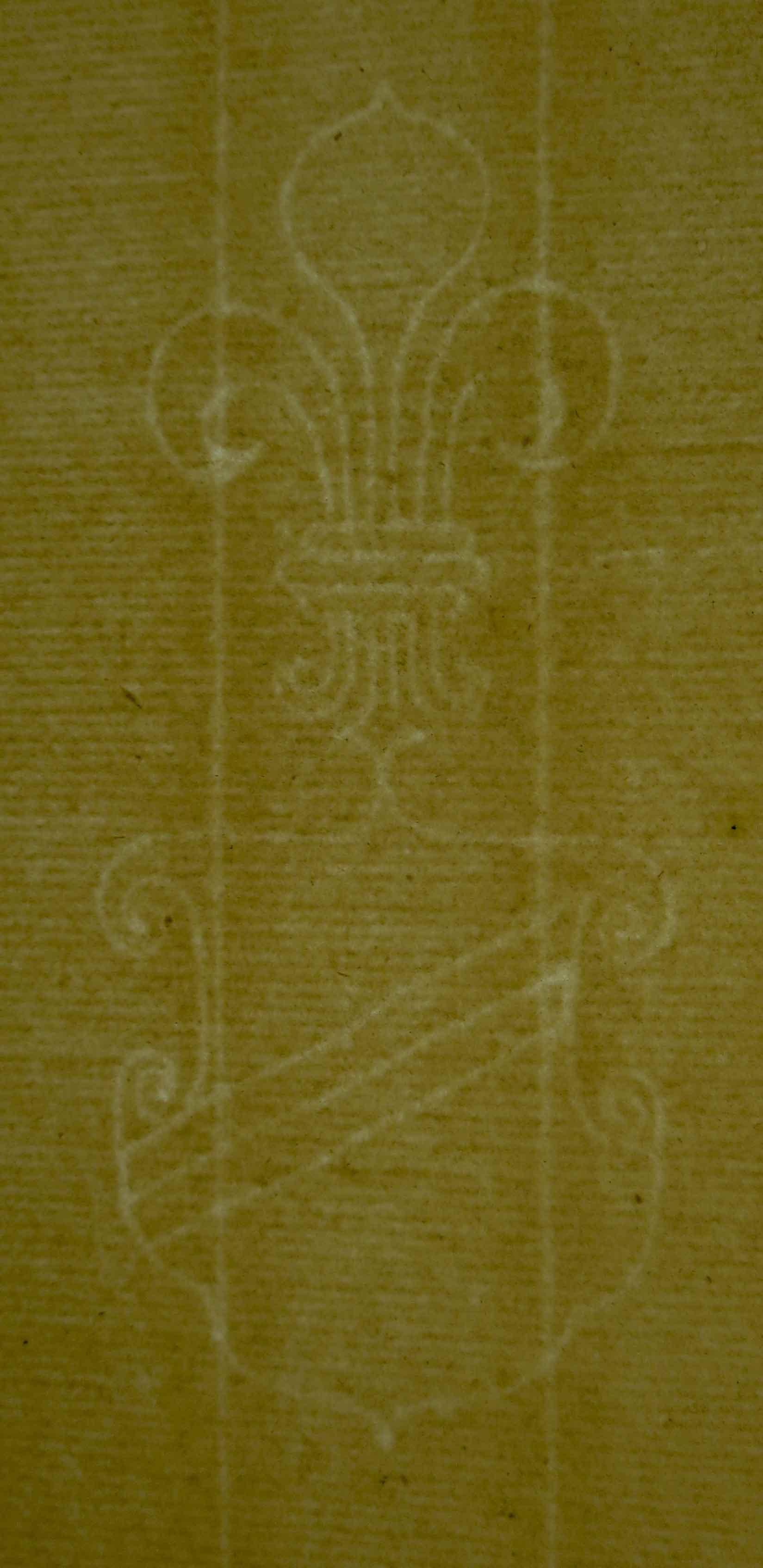 Beneath the Surface Watermarks and Flayed Figures in Cushings Manuscript of Jacob van der