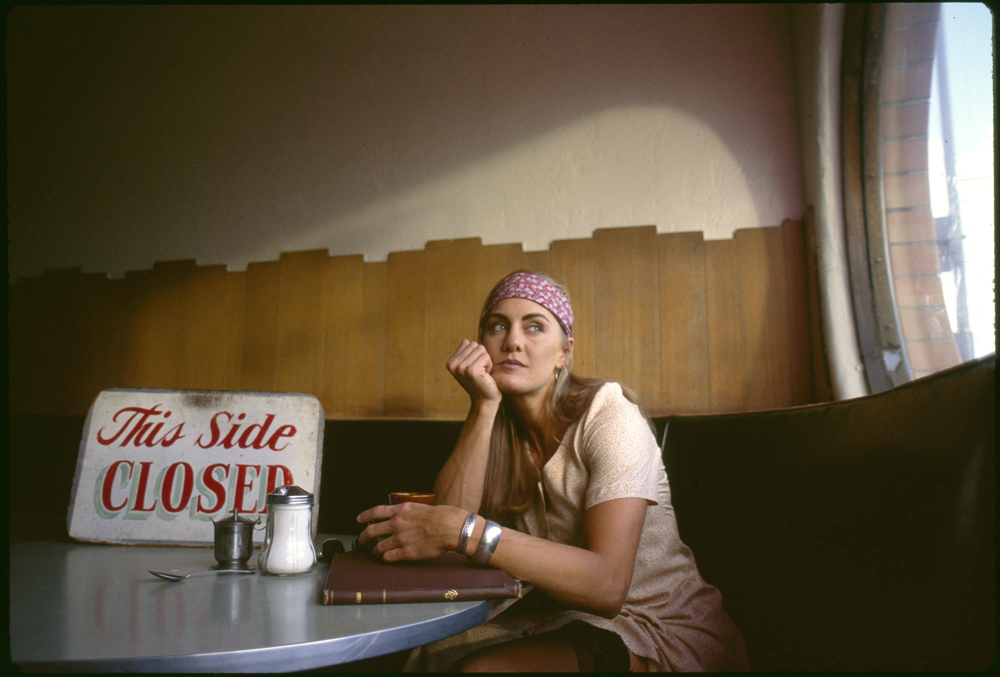 Image of Salina Bartunek in the Grand Canyon Cafe