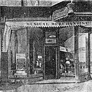 Stones Piano Company Fargo History