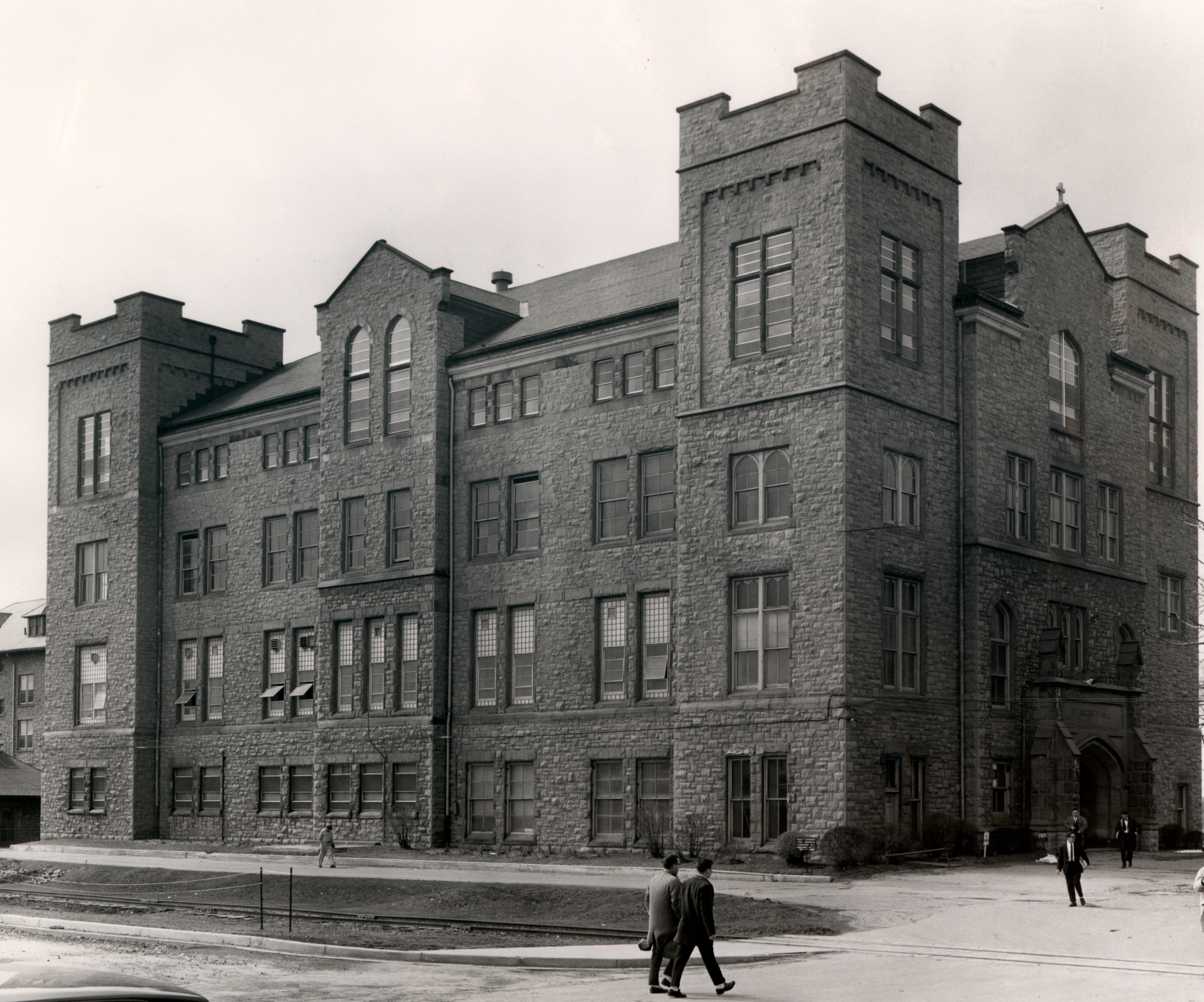 Niagara University Buildings History and Images