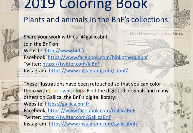 Color Our Collections – The New York Academy of Medicine Library