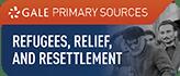 Λογότυπο της βάσης Refugees, relief and resettlement