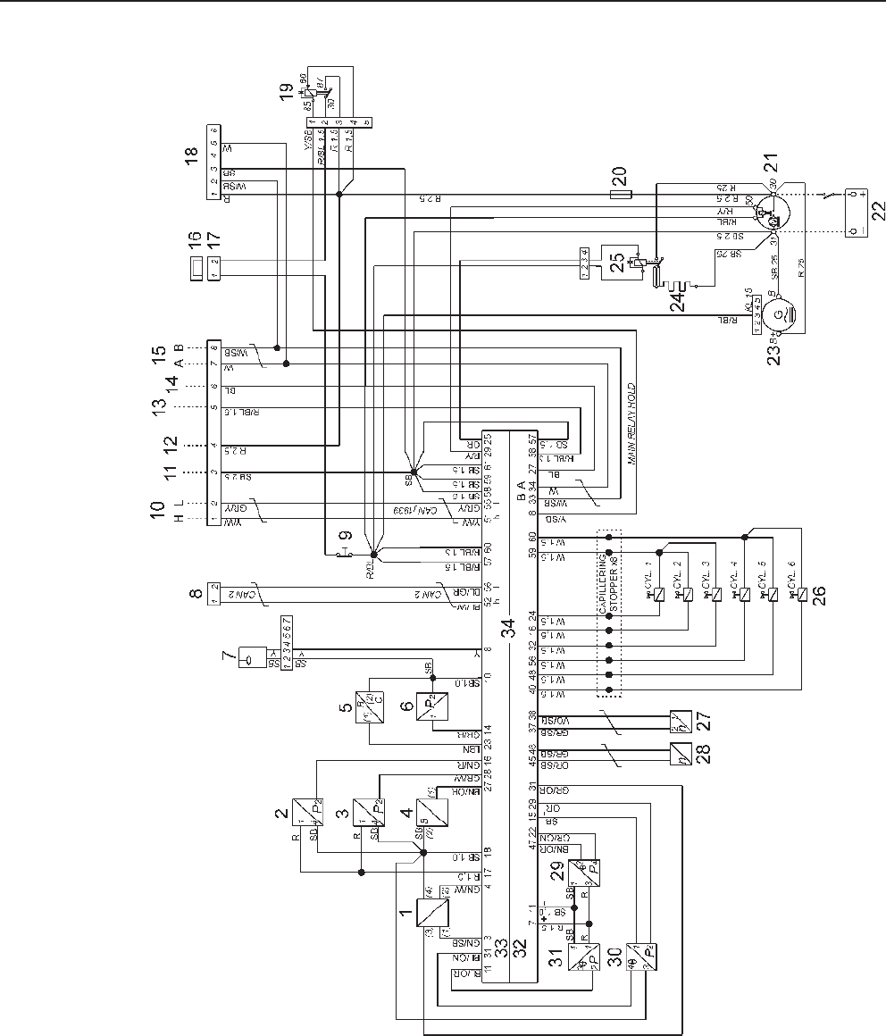 Volvo Ems Wiring Diagram With Electrical Wenkm Com. Volvo