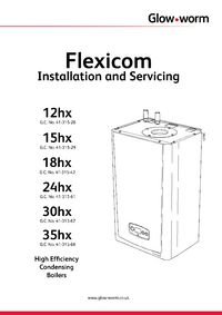 Boiler Manuals: Glowworm Flexicom 35HX