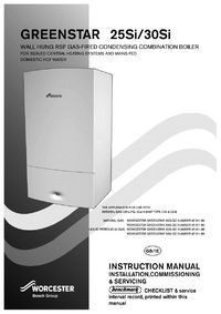 worcester system boiler wiring diagram aeon quad manuals greenstar 30si ng march 2005 installation and servicing guide view manual