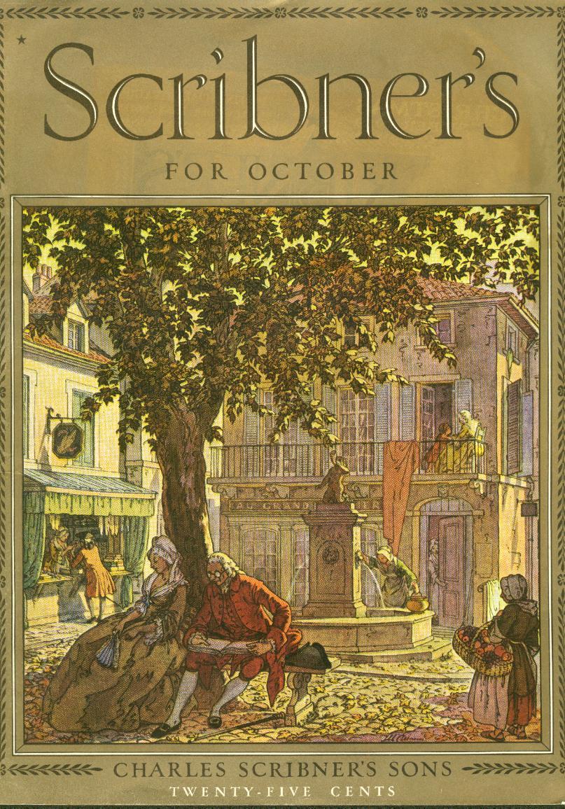 Image result for scribner's magazines 1920s