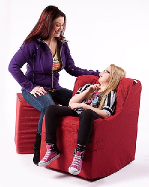 posture chair work cane back chairs in living room chill out special for needs individuals