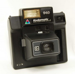 Polaroid versus Kodak: The Battle for Instant Photography   Ryerson Archives & Special Collections