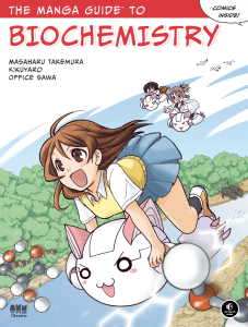 Manga Guide to Biochemistry