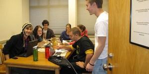 Group Study Room