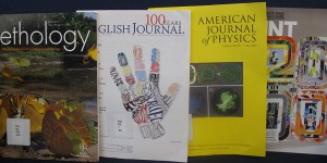 academic journal covers