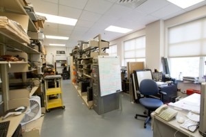 Media Equipment Room