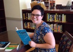 New Science Librarian Amanda VerMeulen