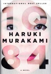 cover art for the book 1Q84