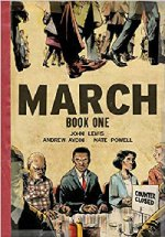 cover art for the book March