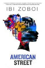 cover art for the book American Street