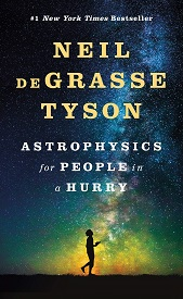 cover of the book Astrophysics for People in a Hurry by Neil DeGrasse Tyson