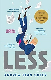 cover of the book Less by Andrew Sean Greer