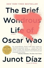 cover of the book The Brief Wondrous Life of Oscar Wao