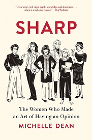 cover of the book Sharp by Michelle Dean
