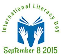 Literacy Day Logo