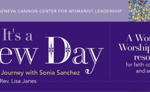 Katie G. Cannon Center for Womanist Leadership releases new Lenten guide by Rev. Lisa Janes