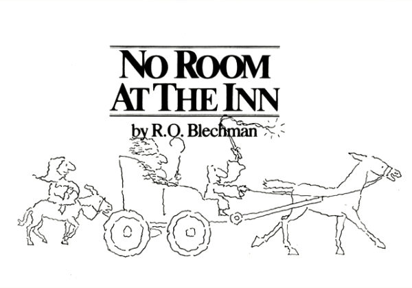 Animated Filmmaker R.O. Blechman's Ink Tank Collection
