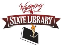 Wyoming State Library logo