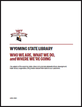 About the Wyoming State Library document download