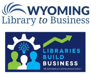 Wyoming Library 2 Business logo