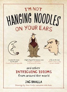 Book cover: I'm Not Hanging Noodles on Your Ears