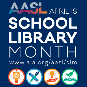 School Library Month banner