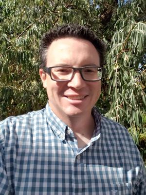 Portrait of Jason Grubb