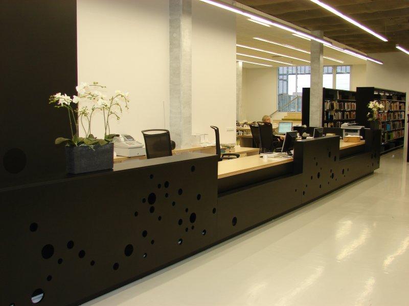 Nurmenuku Library  librarybuildingsinfo