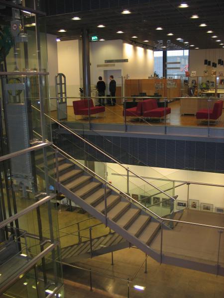 Helsinki University Main Library  librarybuildingsinfo