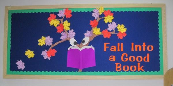 October 2010 Library Bulletin Boards