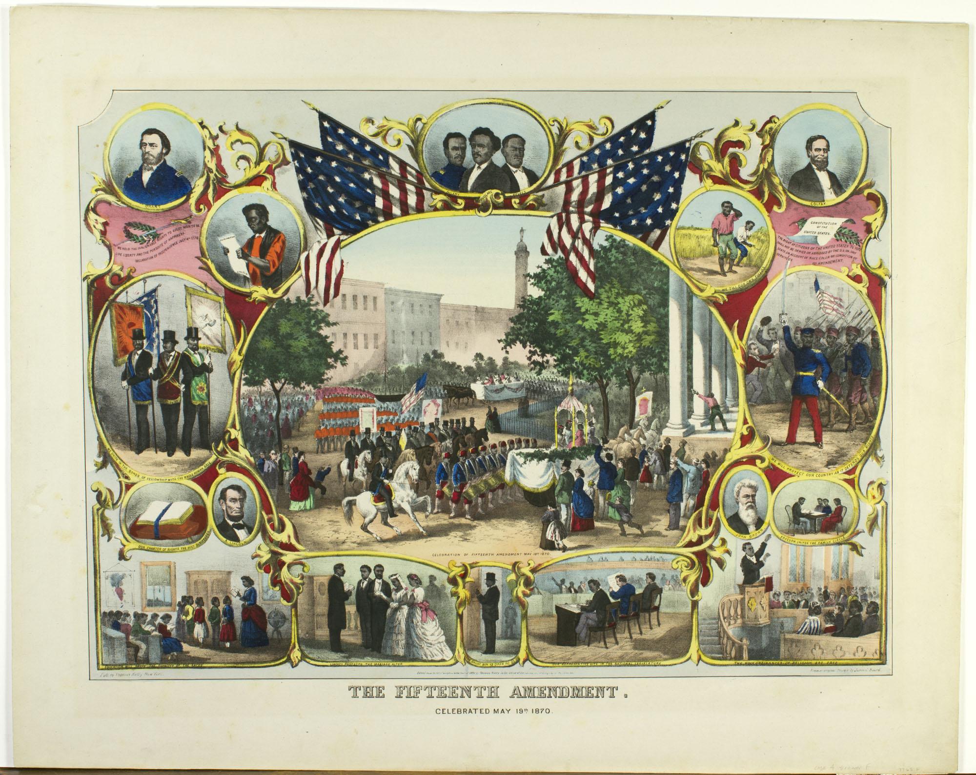 Northern Blacks And The Reconstruction Amendments Genius