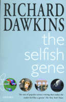 Cover of The Selfish Gene