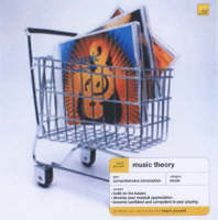 """Cover image of """"Music theory"""""""
