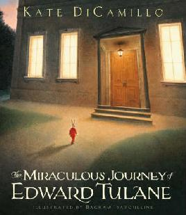 Cover of The miraculous journey of Edward Tulane