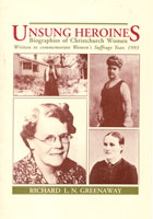 Cover of Unsung Heroines